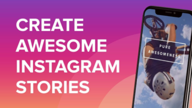 How to create an Instagram story?